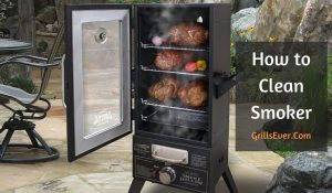 How to Clean a Smoker (Electric, Masterbuilt) of 2021 | Best Way