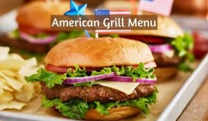 Top 3 All American Grill Menu to Try in Party & Home
