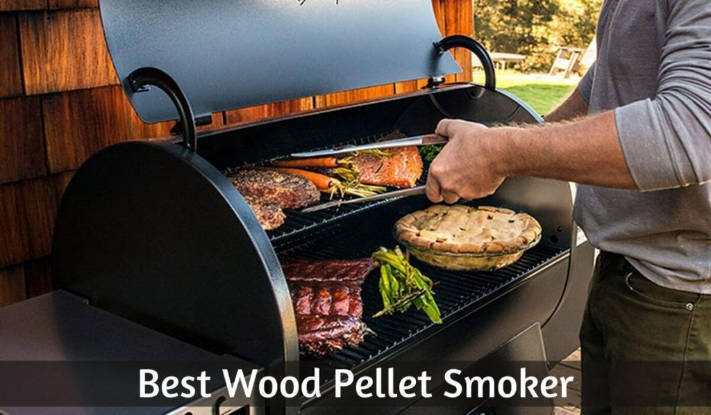 Best Wood Pellet Smoker