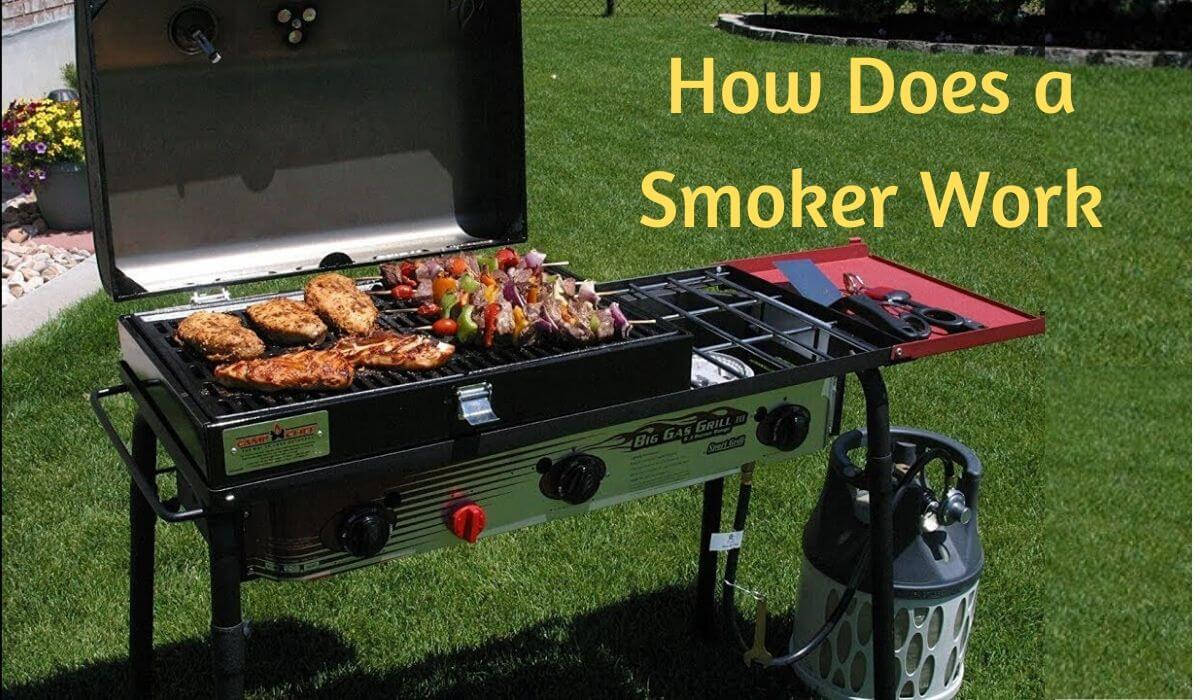 How does a Smoker Work