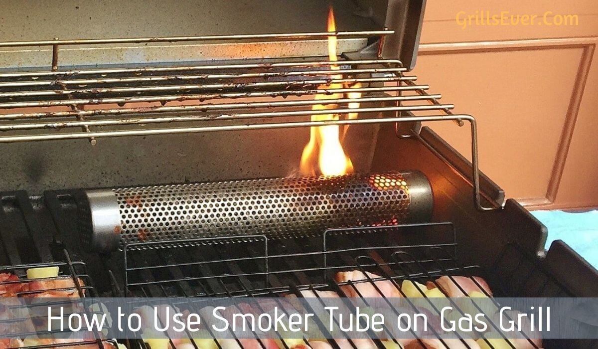 How to Use a Smoker Tube on a Gas Grill | 4 Easy Steps for Beginners