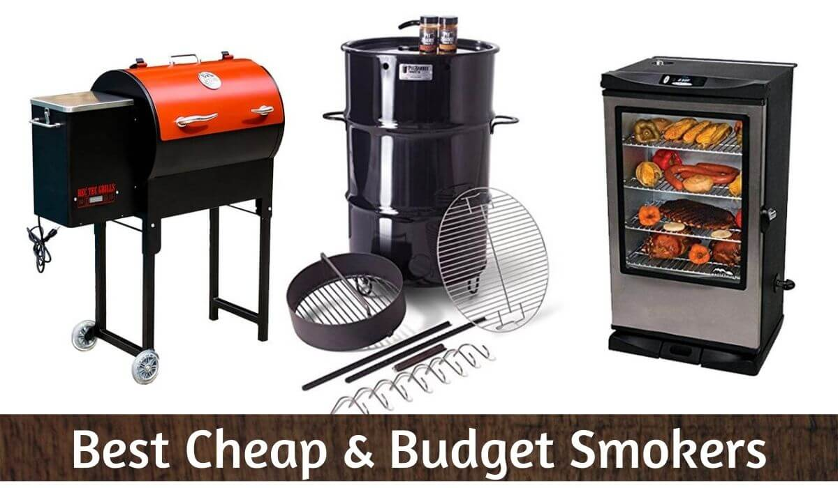 Best Affordable Smokers