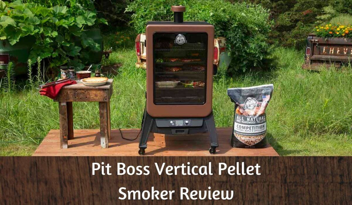 Pit Boss Vertical Pellet Smoker Review