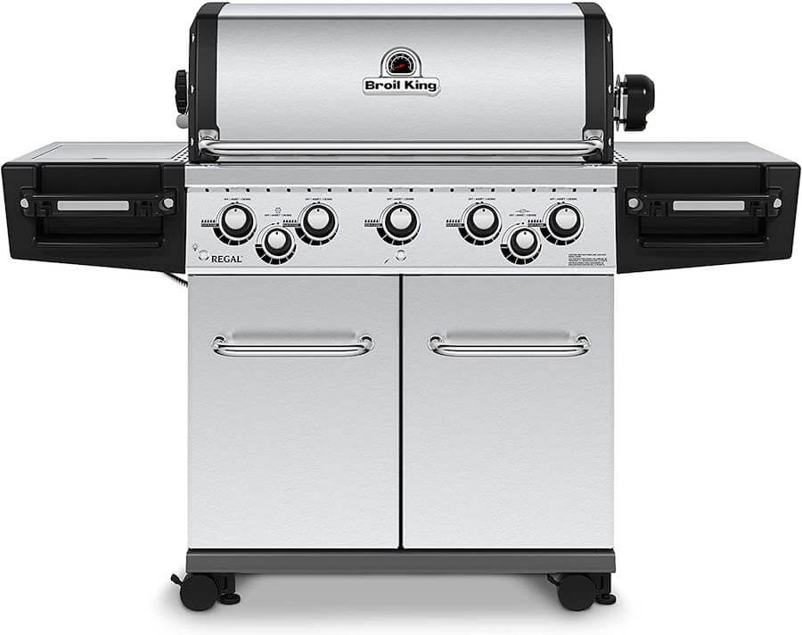 Broil King 958344 Regal S590 Pro Gas Grill