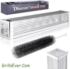 DIMESHY Pellet Smoker Tube