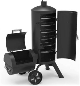 Dyna-Glo Signature Series Vertical Offset Charcoal Smoker Grill
