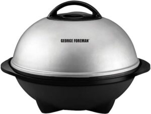 George Foreman 15 Electric Grill