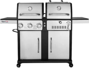 Royal Gourmet Gas and Charcoal Grill