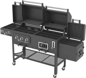 Smoke Hollow Lp Gas-Charcoal Grill