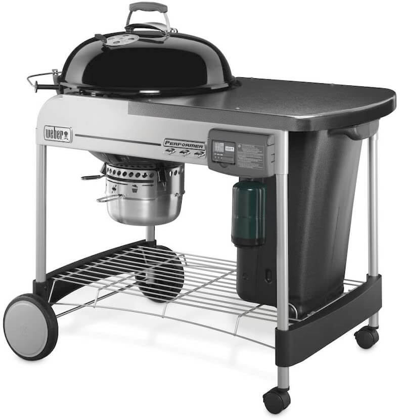Weber Performer Deluxe Charcoal Grill
